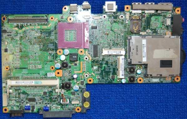 Материнская плата 37GP55000-C0 от ноутбука Fujitsu Siemens AMILO Xi2428