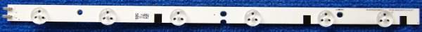Блок светодиодов (LED backlight) LUMENS D1GE-390SCB-R1[12,03,07] 39-3535LED-60EA-R от телевизора Samsung UE39EH5003W