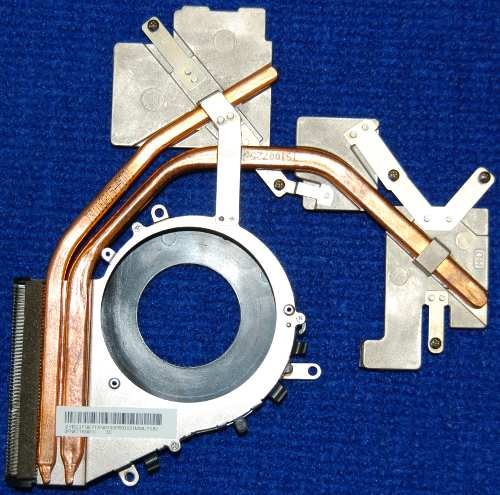 Система охлаждения 3FNE7TAN010 от ноутбука Sony