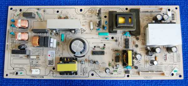 Power Supply Board 3L314W PSC10308E от телевизора Sony KLV-32BX300, KDL32EX402
