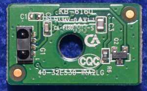 IR Board 40-32E530-IRA2LG от Thomson T42E53DHU