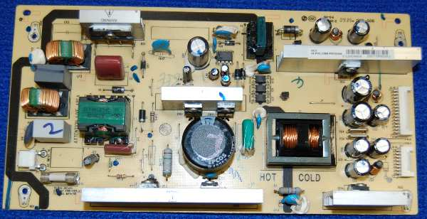 Power Supply Board 40-PWL32B-PWD1XG от телевизора Thomson 32HR3230