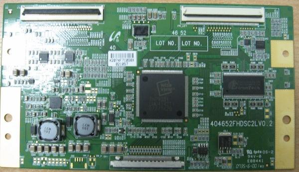 T-Con Board 404652FHDSC2LV0.2 от телевизора Toshiba 40XF350PR