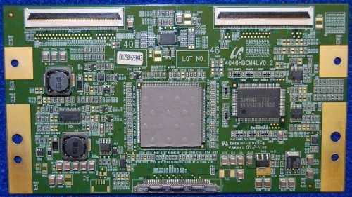 T-con Board 4046HDCM4LV0.2 от телевизора Samsung LE40R81BS/KLG