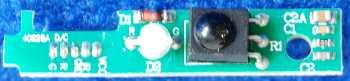 IR Board 40628A от телевизора Dexp