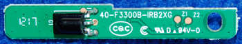 Infrared Board 40-F3300B-IRB2XG