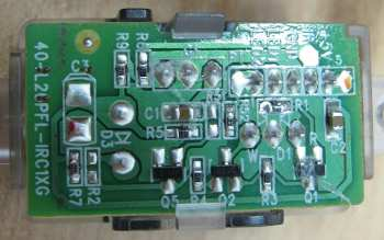 IR & Button Panel 40L20PFL-IRC1XG  от телевизора Philips 19PFL3403S/60