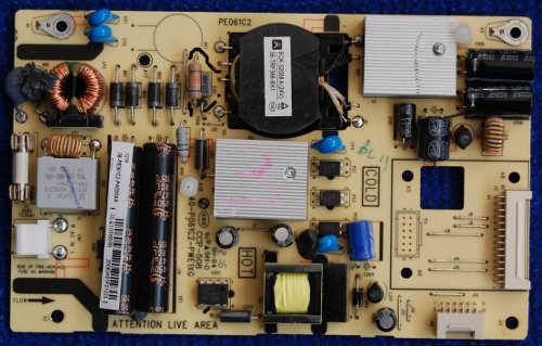 Power Supply Board 40-P061C2-PWE1XG