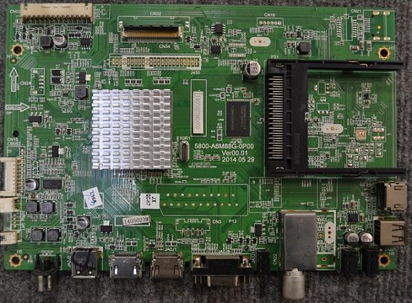 Main Board 5800-A6M88G-0P00 от Telefunken TF-LED40S13T2