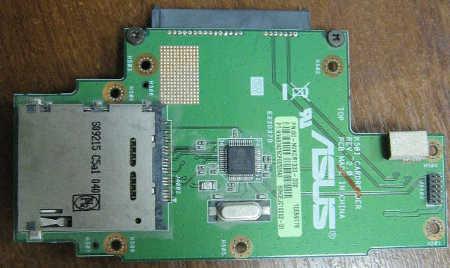 Плата Cardreader 60-NVKCR1000-D02 для ноутбука ASUS K50I