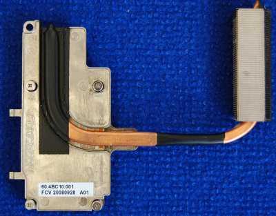 Радиатор 60.4BC10.001 от ноутбука eMachines D620
