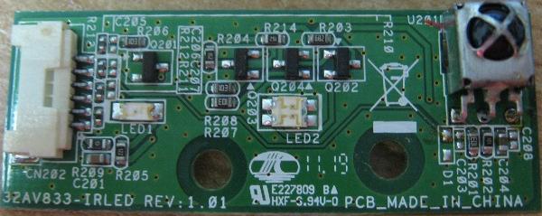 IR Board 32AV833-IRLED от Toshiba 32AV833RB