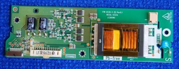 Inverter Board 6632L-0321A  (LC260WX)