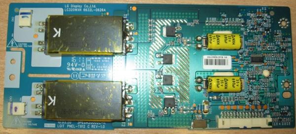 Inverter Board 6632L-0626A от телевизора Toshiba