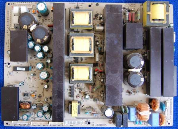 Power Supply Board 68709M0031A/1 от телевизора LG 42PC1RV-ZJ, LG 42PC3RV-ZJ
