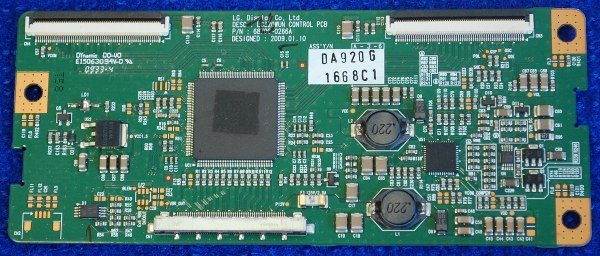 T-Con Board 6870C-0266A от телевизора  Philips 32PFL5604/60