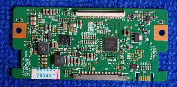 T-Con Board LC320WXE-SCA1 (6870C-0313B)  от телевизора Philips 32PFL3007H/60