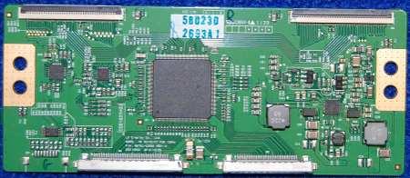 T-con Board 6870C-0358A от телевизора LG 42LW575S-ZC, 32LW4500, 42LW4500-ZB