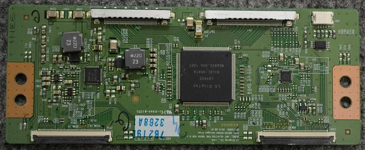 T-con Board 6870C-0450A от Philips 42PFL6008S/60