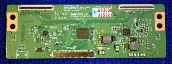 T-Con Board 6870C-0452A от телевизора LG 32LN540V