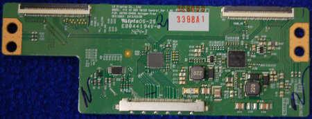 T-con Board 6870C-0469A от телевизора Philips 42PFT5609/60
