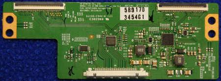 T-con Board 6870C-0480A от телевизора LG 42LB569V-ZX, 42LB620V-ZD