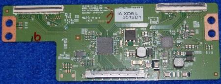 T-con Board 6870C-0488A от LG 32LB563V