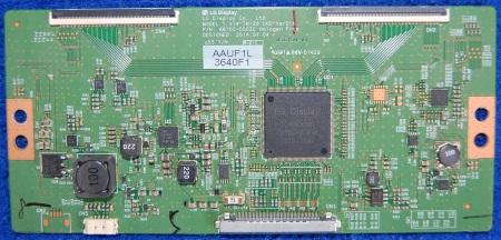 T-con Board 6870C-0502C от телевизора LG