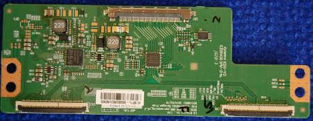 T-con Board 6870C-0532A от телевизора Philips 43PFT4001/60