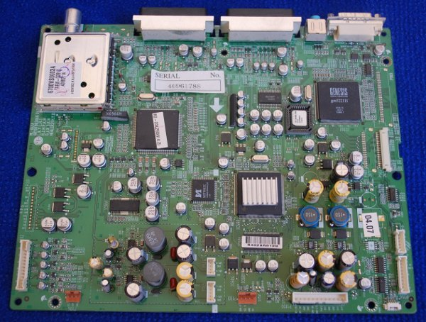 Main Board ML-041A 6870T802A66 040702 от телевизора LG RZ-23LZ50
