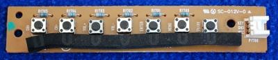 Button Board ML-041A 6870T903C10  от телевизора LG RZ-23LZ50