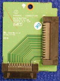 Interface Board 6870TB37J62 от телевизора Sony FWD-42PV1