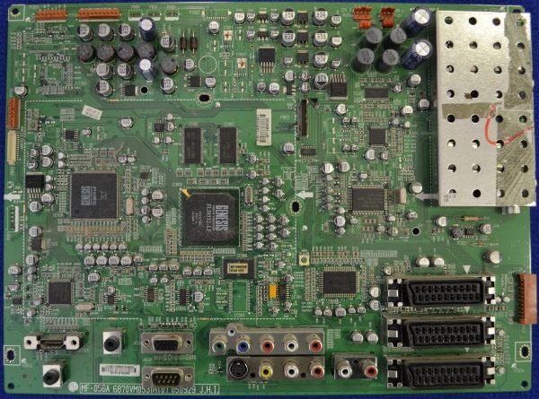 Main Board 6870VM0531H от LG 42PX4RV