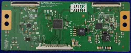 T-Con Board 6870C-0401C от телевизора LG 42LM340T-ZA