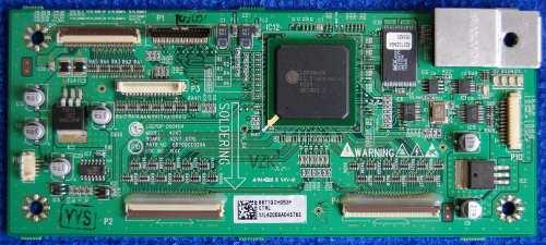 Плата логики от телевизора LG 42PX3RVA-ZC Main Logic CTRL Board 6871QCH053F