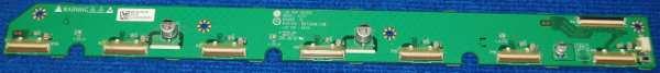 Buffer Board 6871QLH047B XL (6870QME112B) от телевизора Toshiba