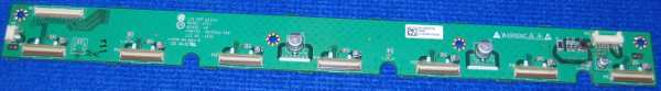 Buffer Board 6871QRH055B XR (6870QSE114B) от телевизора Toshiba