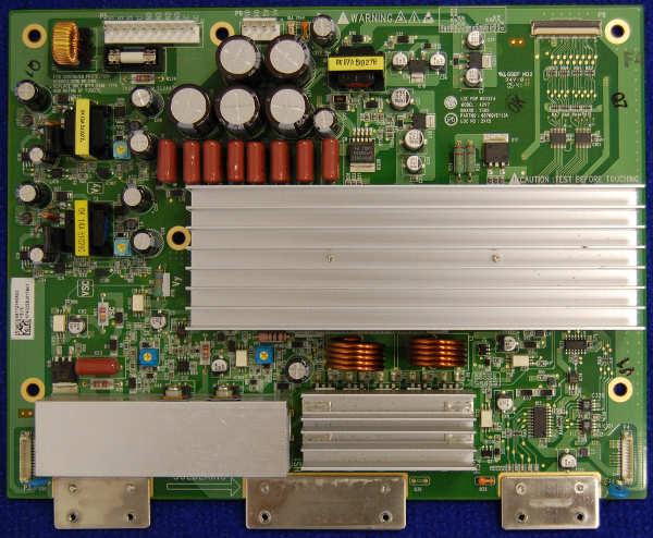 YSUS Board 6871QYH050C (6870QYE113A) от телевизора Sony FWD-42PV1