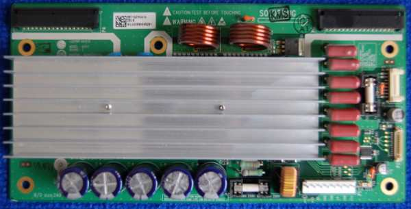Плата от телевизора LG 42PX3RVA-ZC ZSUS Board 6871QZH041A