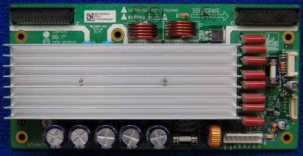 Z-SUS Board 6871QZH041A от телевизора Toshiba 42WP66R