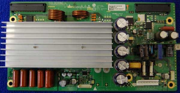 ZSUS Board 6870QZH004B 6871QZH053B от телевизора LG
