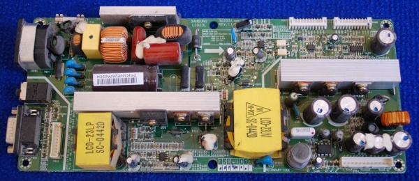 Power Supply Board 6871TPT287A от телевизора LG RZ-23LZ50