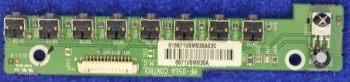 Button Board MF-056A 6871VSMS35A от LG 42PX4RV