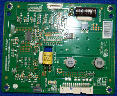 Inverter Board 6917L-0119A от телевизора LG