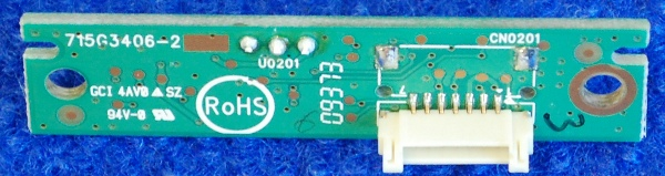 Infrared Board 715G3406-2  от телевизора  Philips 32PFL5604/60