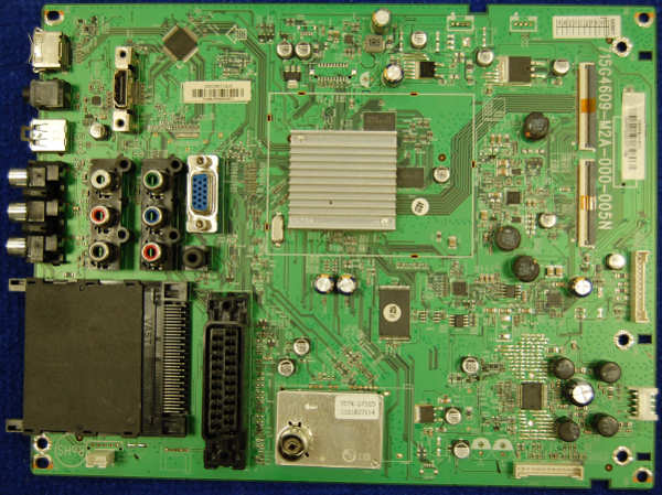 Main Board 715G4609-M2A-000-005N от телевизора Philips 42PFL3606H/60