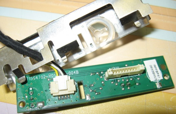 IR Board 715G4702-R01-000-004B от Philips 42PFL3606H/60