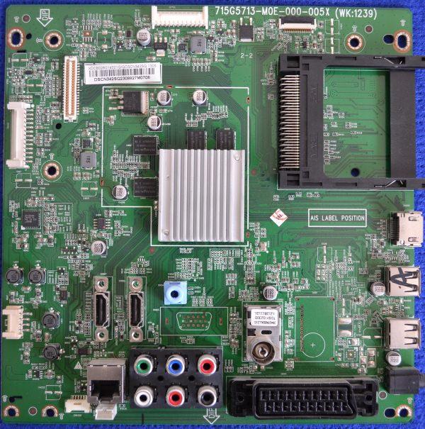 Main Board 715G5713-M0E-000-005X от Philips 42PFL5008T/60