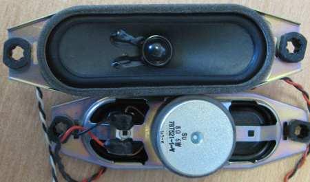 Speaker Set 78T521-1-V от телевизора Haier LT26AI