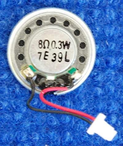 Динамик 7E39L 8ом 0.3w от Panasonic SDR-H250